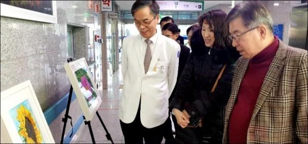 호남권역재활병원 '제 5회 감동의 어울림' 展 오픈
