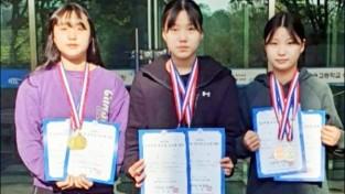 광주체육중 핀수영부, 전국학생선수권서 종합우승 '영예'